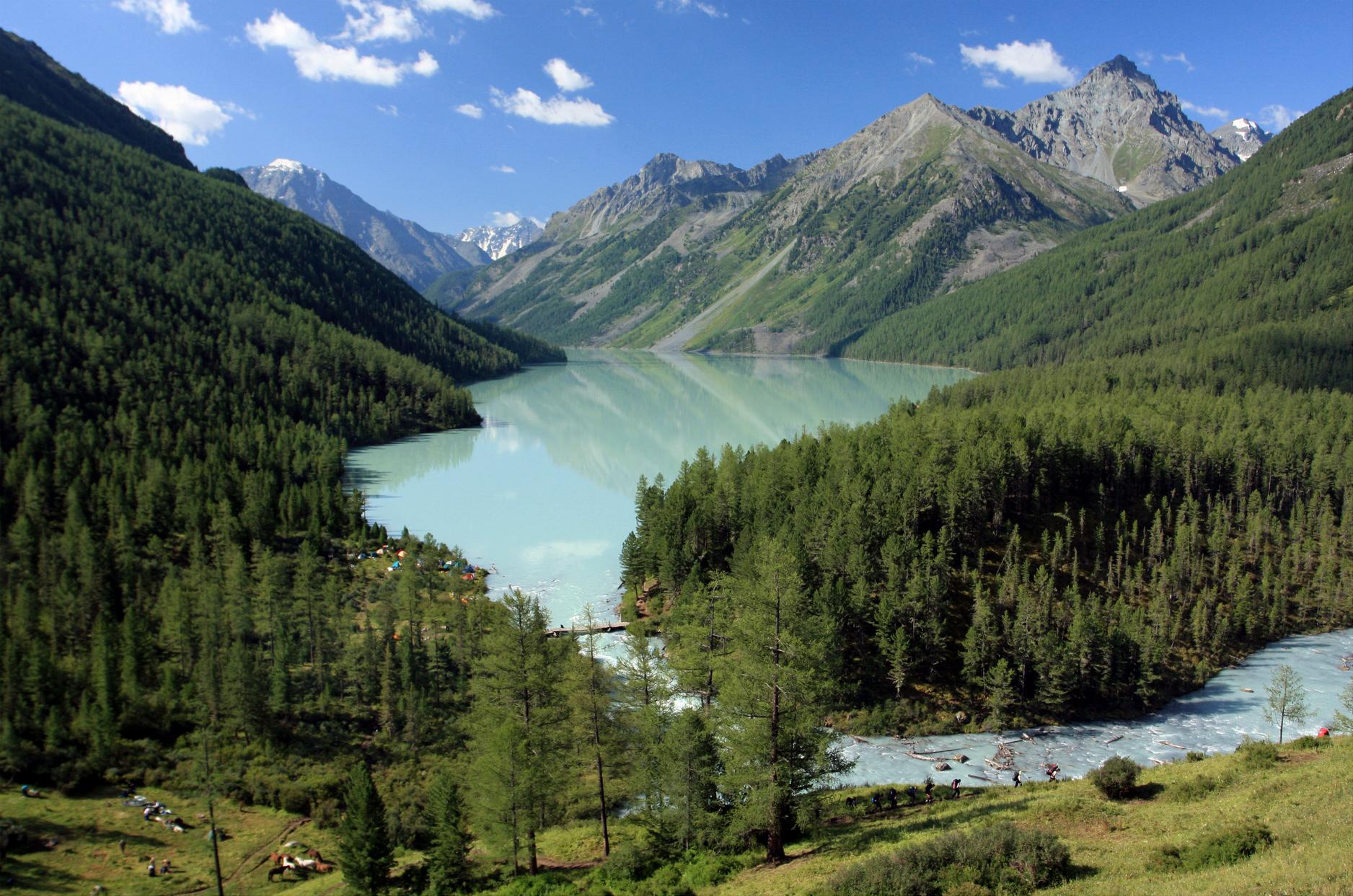 Slané jezero rychlost datování